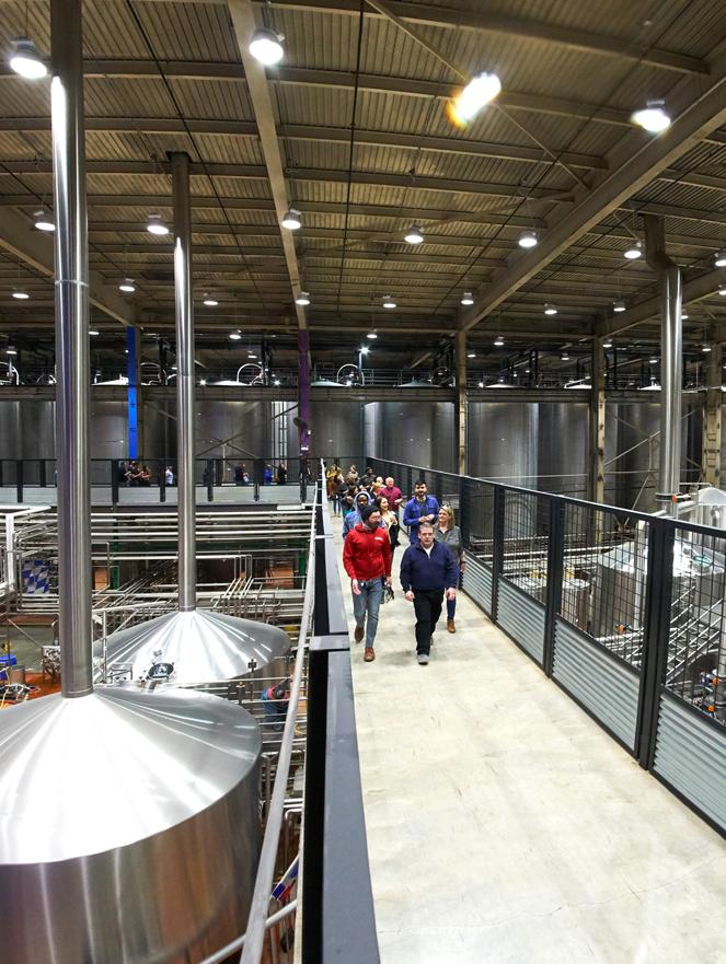 Chicago beer factory