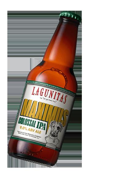 Lagunitas Maximus Beer