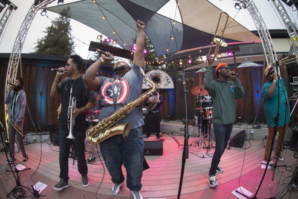 SoulRebs live party