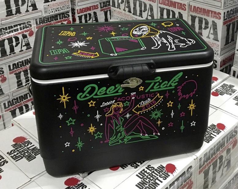 DeerTick Cooler