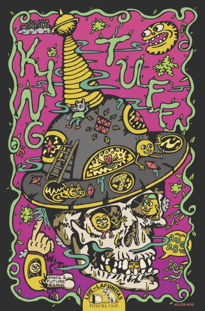 King Tuff - poster