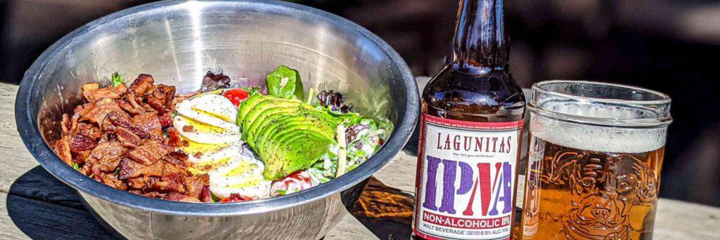 Lagunitas chop salad