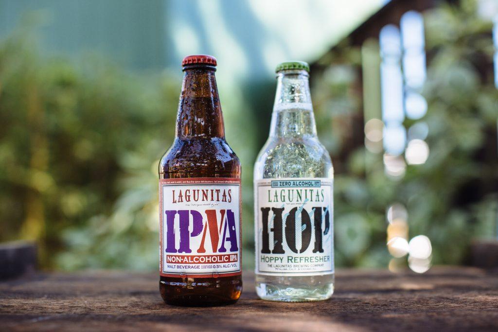 IPNA and Hoppy Refresher bottles