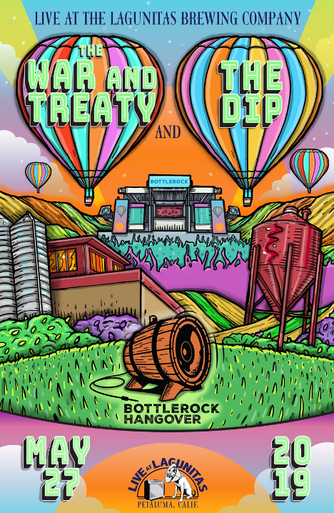 The War and Treaty & The Dip - poster