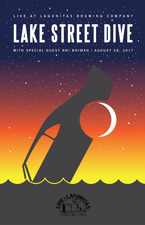 lake street drive - poster
