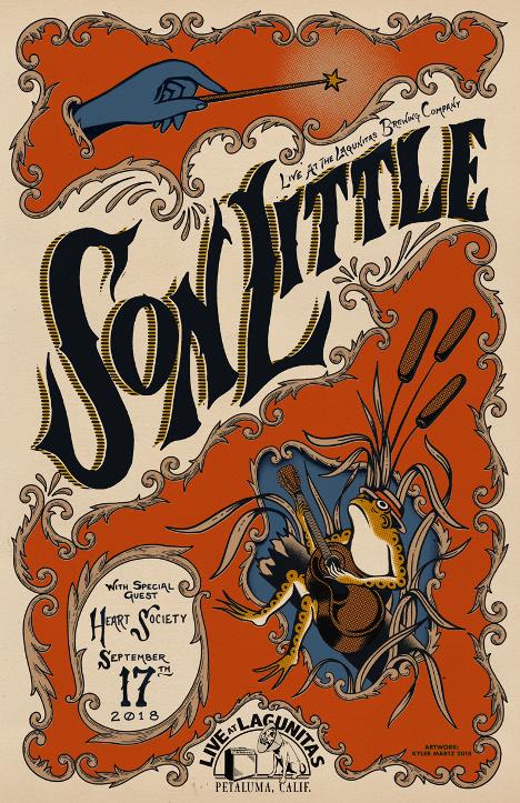 Son Little - poster