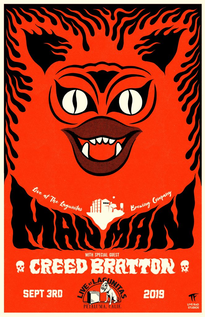 MAN MAN - poster