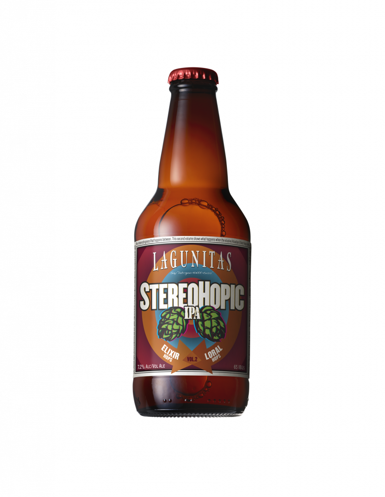 StereoHopic Bottle