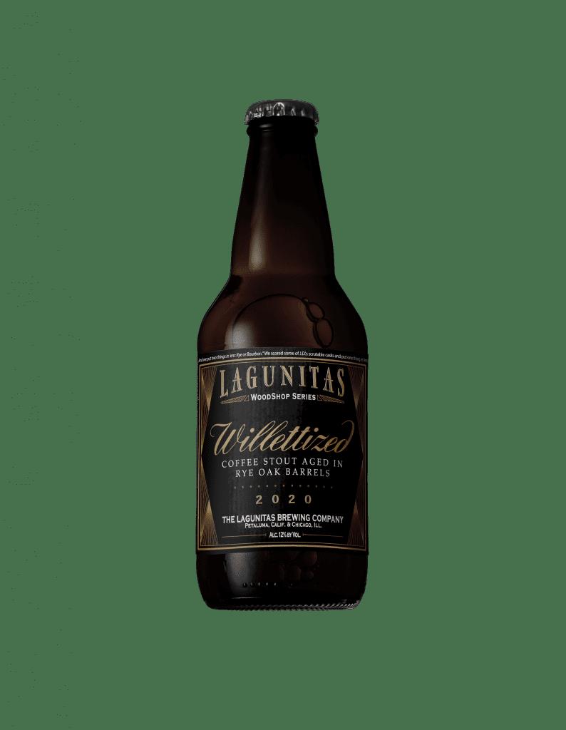 Willettized Bottle